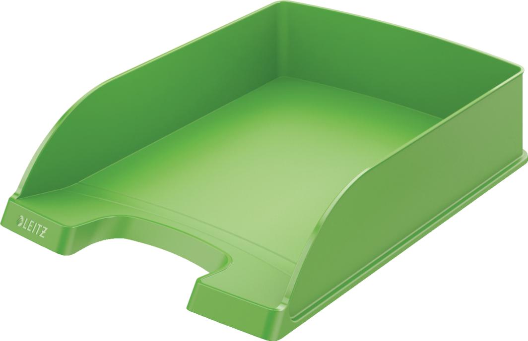 Leitz Półka na dokumenty PLUS jasny zielony (52272050) 1