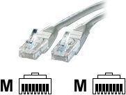 Value Kabel UTP Patch Cord Cat.6 grey 5m (21.99.0905-70) 1