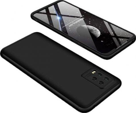360 case GKK 360 3w1 Etui Xiaomi Mi 10 Lite czarne 1