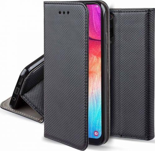 Flip Magnet etui z klapką do Xiaomi Redmi 9 Czarne 1