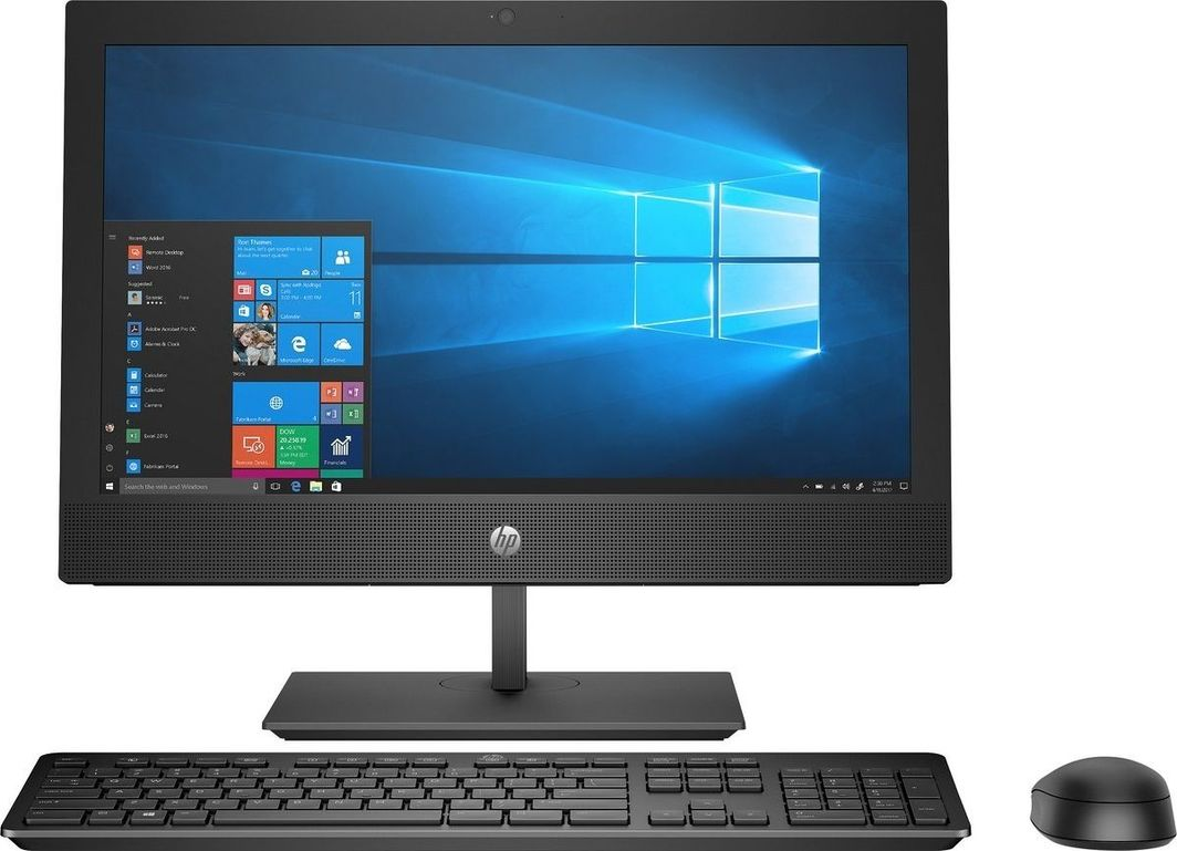 Komputer HP ProOne 400 G5 Core i5-9500T, 8 GB, 256 GB SSD Windows 10 Professional 1