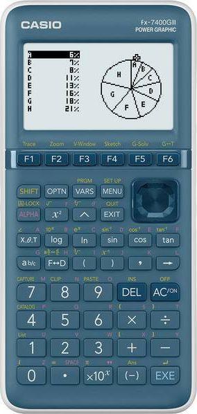Kalkulator Casio Graficzny (3722 FX-7400GIII-S) 1