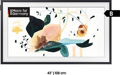 Telewizor Samsung GQ-43LS03TA QLED 43'' 4K Ultra HD Tizen  1