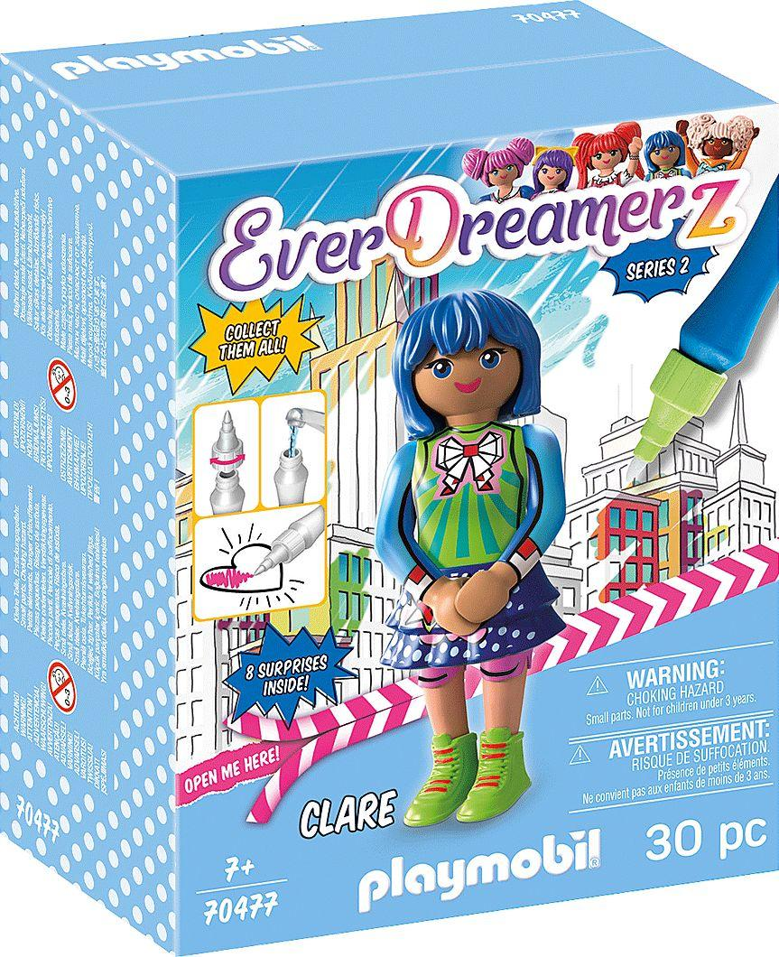 Playmobil Clare - Comic World (70477) 1
