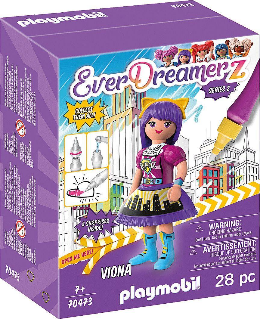 Playmobil Viona - Comic World (70473) 1