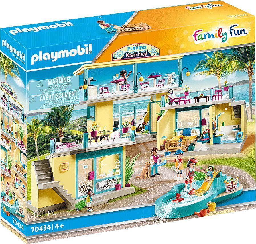 Playmobil Hotel na plaży (70434) 1