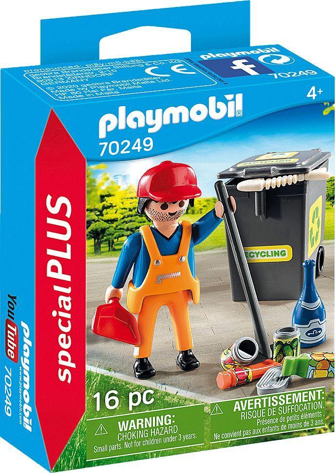 Playmobil Czyściciel ulic (70249) 1