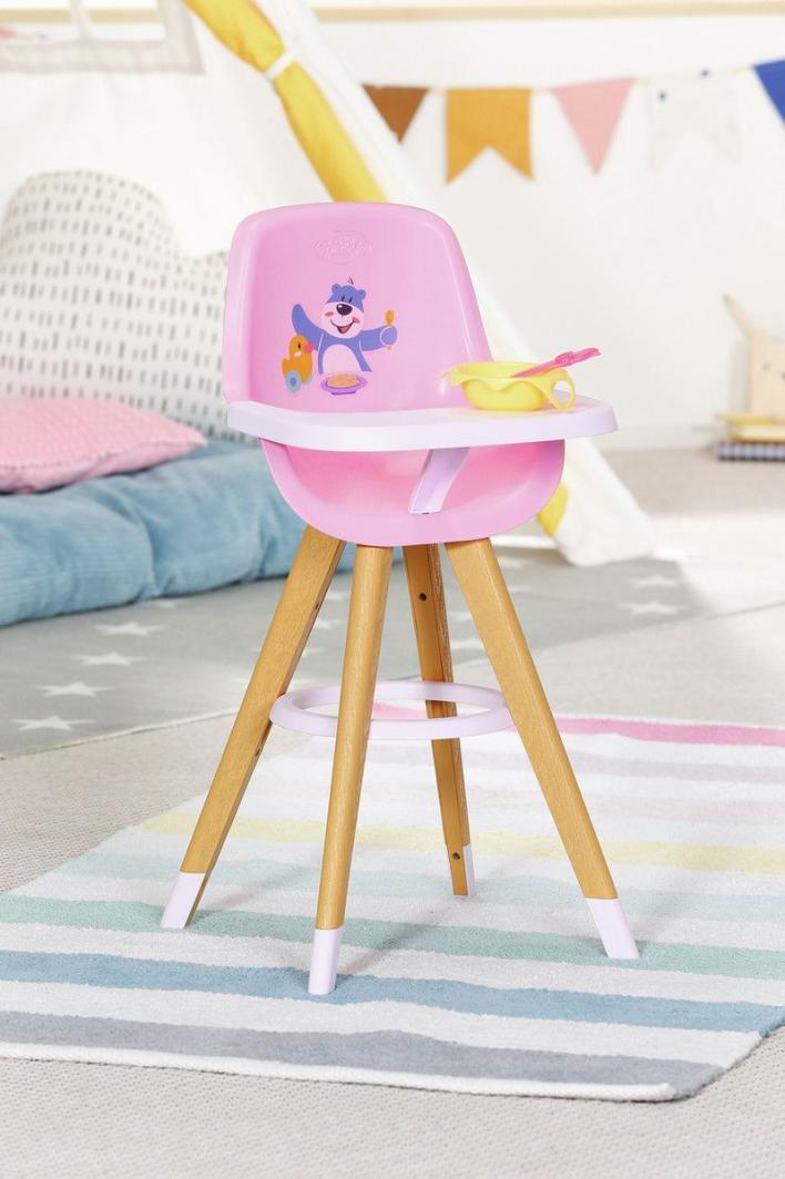 Zapf Creation BABY born® high chair 1