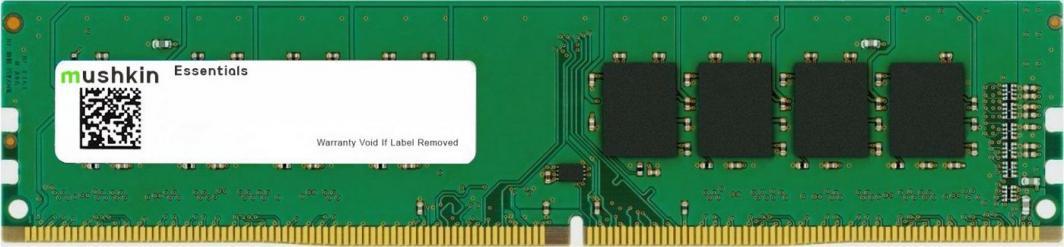 Pamięć Mushkin Essentials, DDR4, 8 GB, 3200MHz, CL22 (MES4U320NF8G) 1