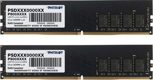 Pamięć Patriot Signature, DDR4, 32 GB, 3200MHz, CL22 (PSD432G3200K) 1
