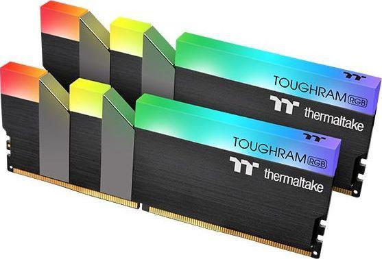 Pamięć Thermaltake Toughram RGB, DDR4, 32 GB, 3600MHz, CL18 (R009D416GX2-3600C18A) 1
