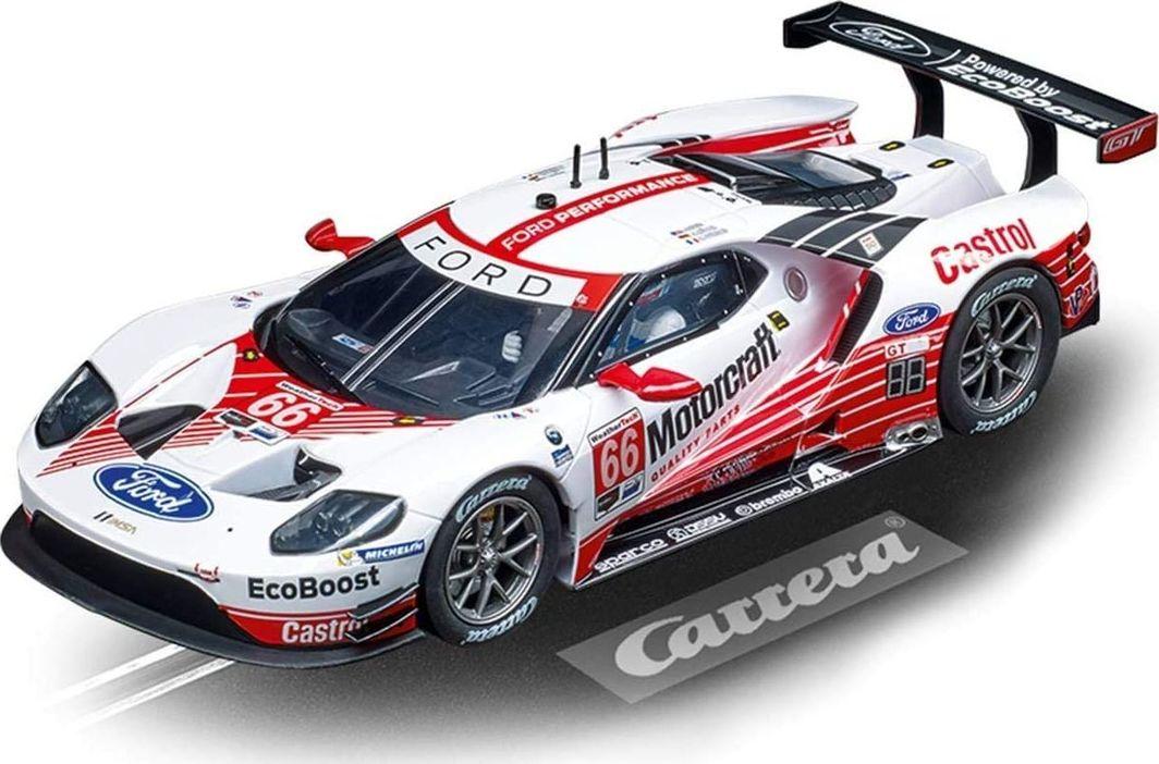 Carrera EVO Ford GT Race Car (20027619) 1