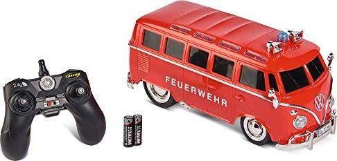 Carson Carson 1:14 VW T1 Samba Bus Fire Brigade 500907325 1