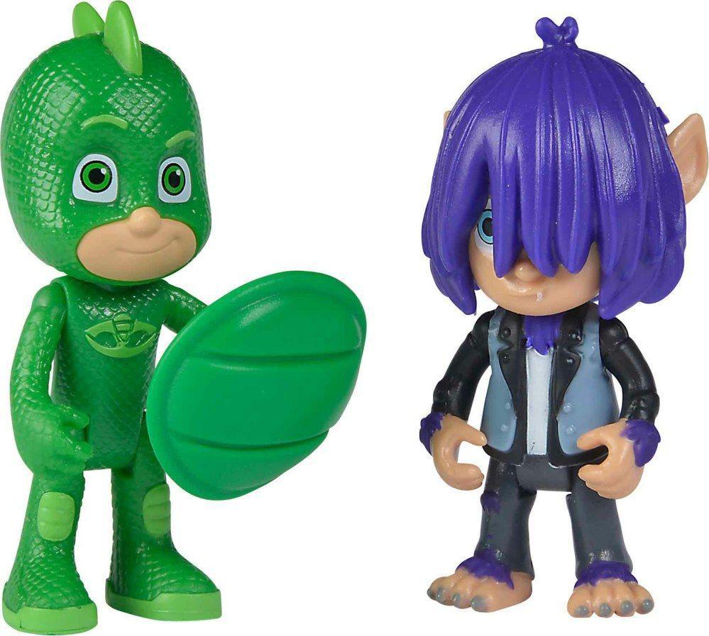 Simba PJ Masks Figure Set Gecko + Kevin 1