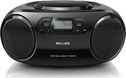 Radioodtwarzacz Philips Philips AZB500 / 12 DAB + CD radio black 1