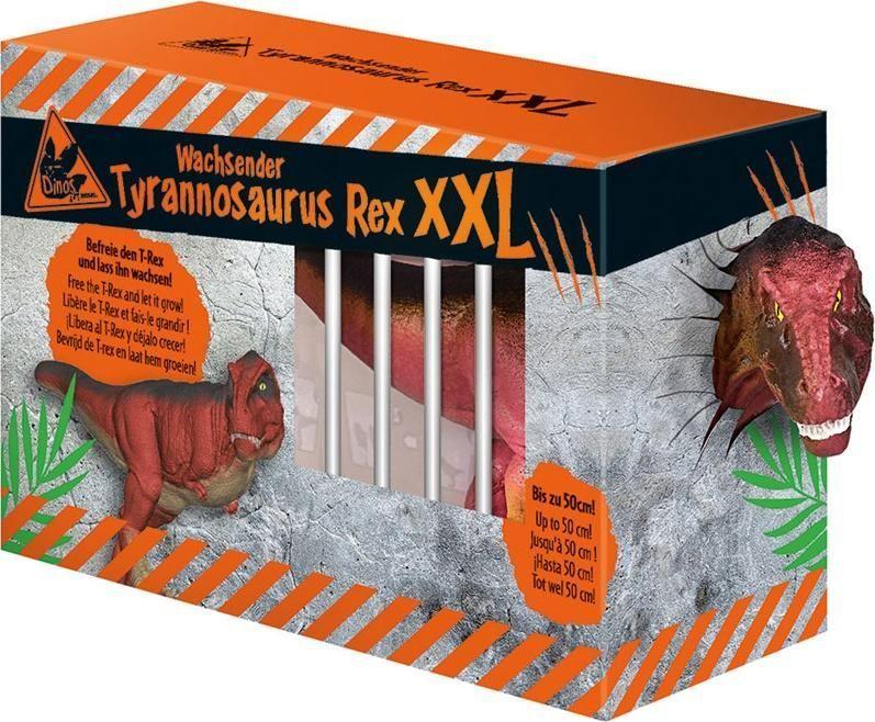 Moses Rosnący Dinozaur - T_Rex XXL 1