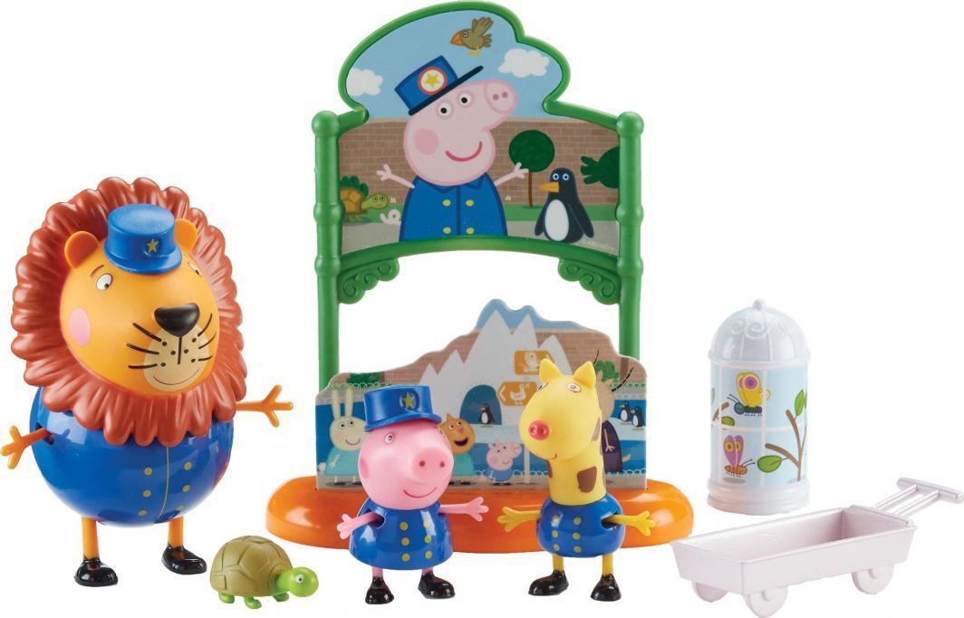 Tm Toys Peppa - Zestaw w zoo 1