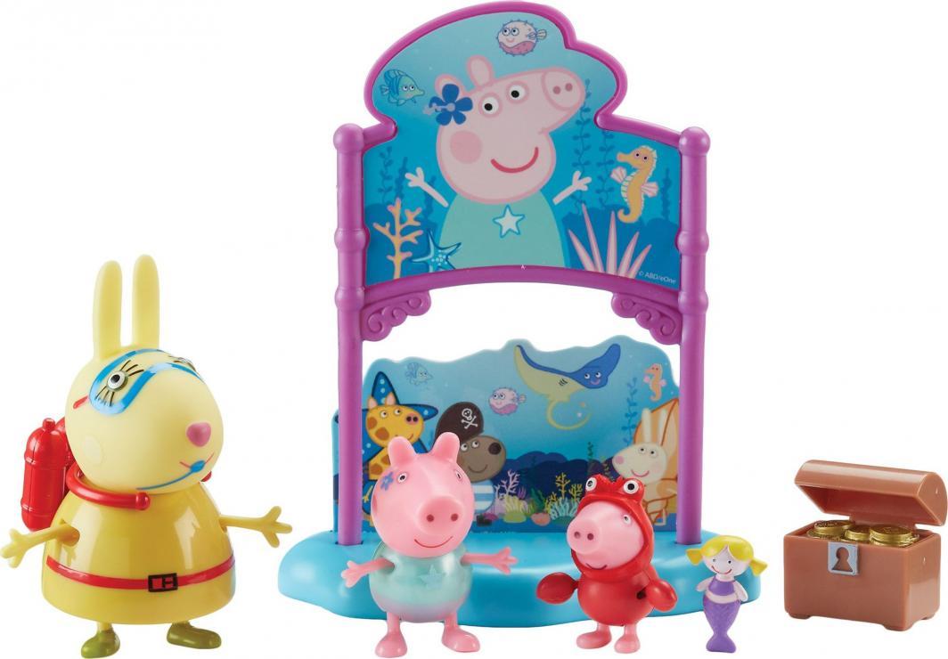 Tm Toys Peppa - Zestaw podwodny świat 1