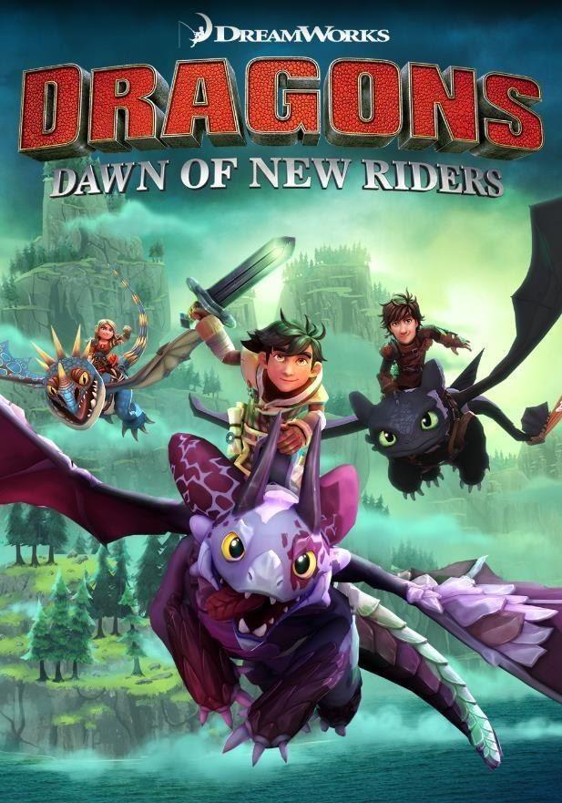 DreamWorks Dragons: Dawn of New Riders PC, wersja cyfrowa  1