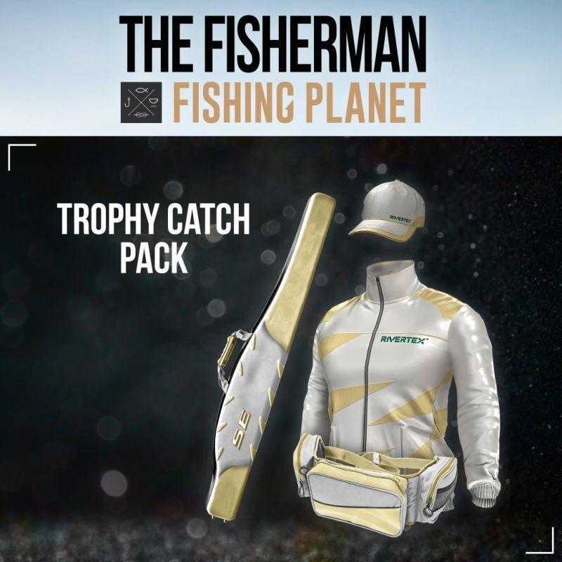 The Fisherman - Fishing Planet: Trophy Catch Pack PC, wersja cyfrowa 1