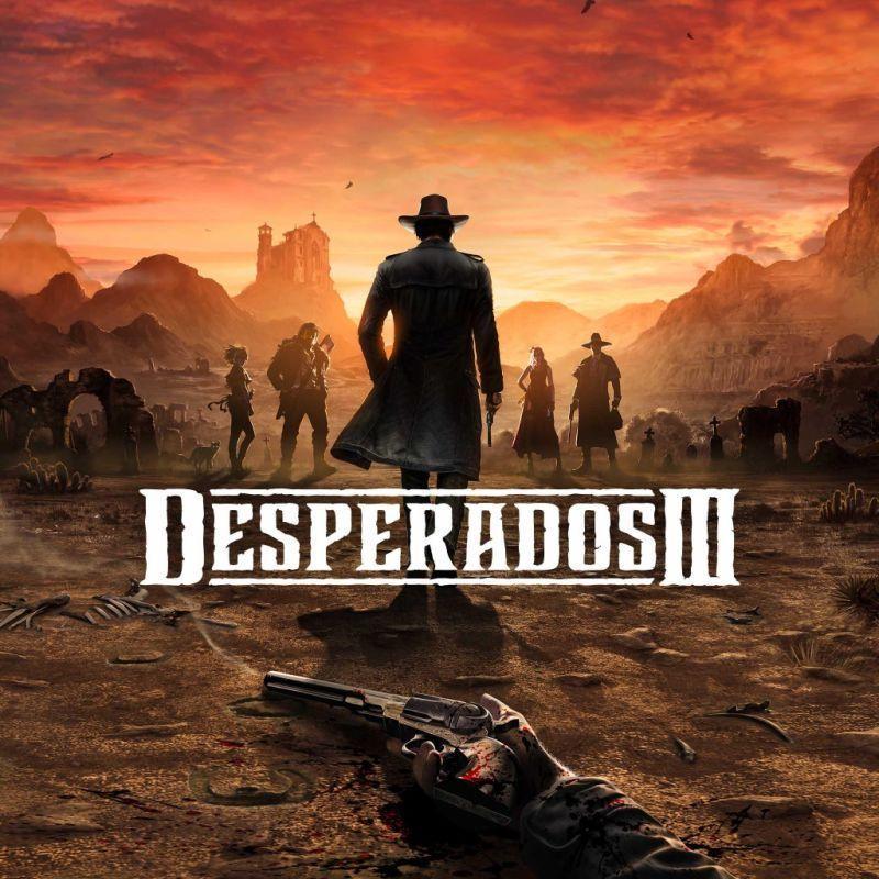 Desperados III Digital Deluxe Edition PC, wersja cyfrowa 1