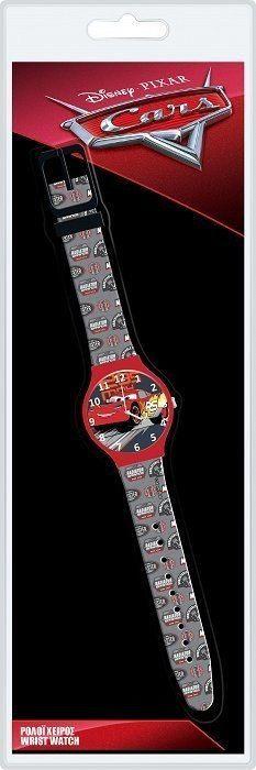 Pulio Zegarek analogowy w blistrze Cars Diakakis 1