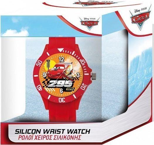 Pulio Zegarek analogowy w pudełku Cars Diakakis 1
