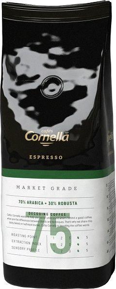 Kawa ziarnista Venezia Cornella Espresso 75 Market Grade 1kg 1