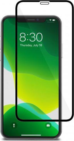 Moshi Szkło hybrydowe Moshi AirFoil Pro Apple iPhone 11 Pro/XS/X (czarna ramka) 1