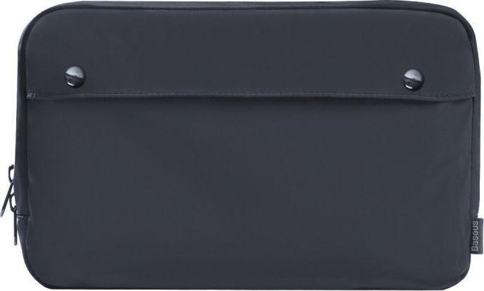 Etui do tabletu Baseus Etui Baseus Basics S na akcesoria, wstrząsoodporne, wodoodporne 220x140x60mm (grafitowe) 1
