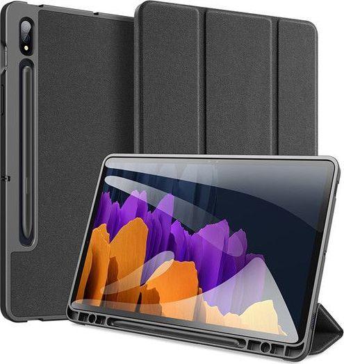Etui do tabletu Dux Ducis DUXDUCIS DOMO GALAXY TAB S7+ PLUS 12.4 T970/T976 BLACK 1