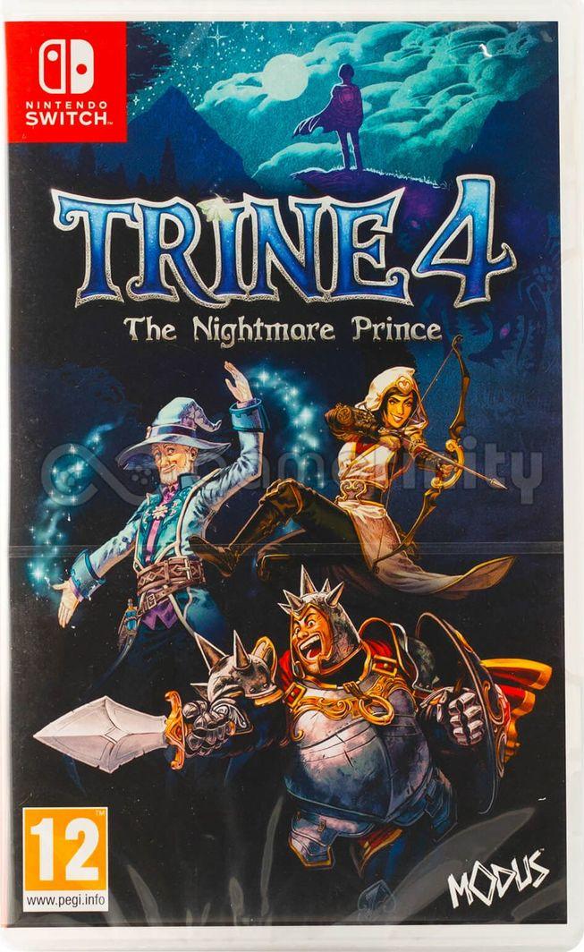 Trine 4 The Nightmare Prince (NSW) Nintendo Switch 1
