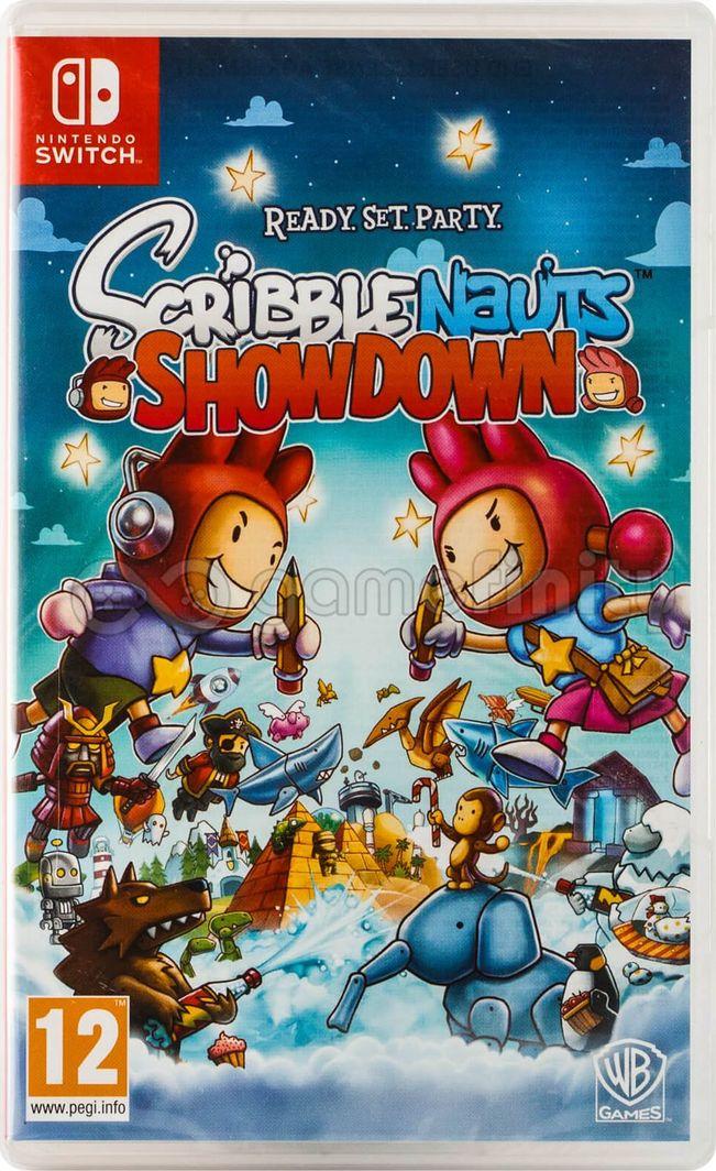 Scribblenauts Showdown Nintendo Switch 1