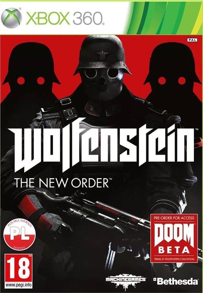 Wolfenstein The New Order PL/ENG Xbox 360 1