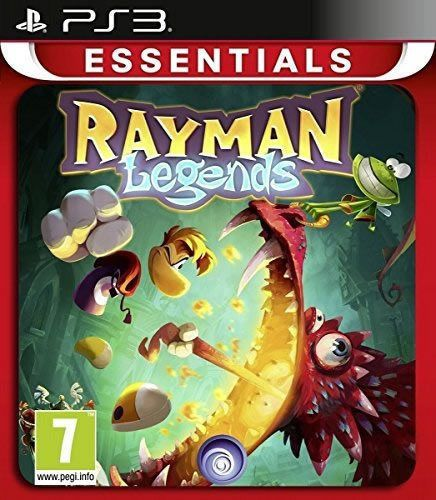 Rayman Legends ENG (PS3) 1