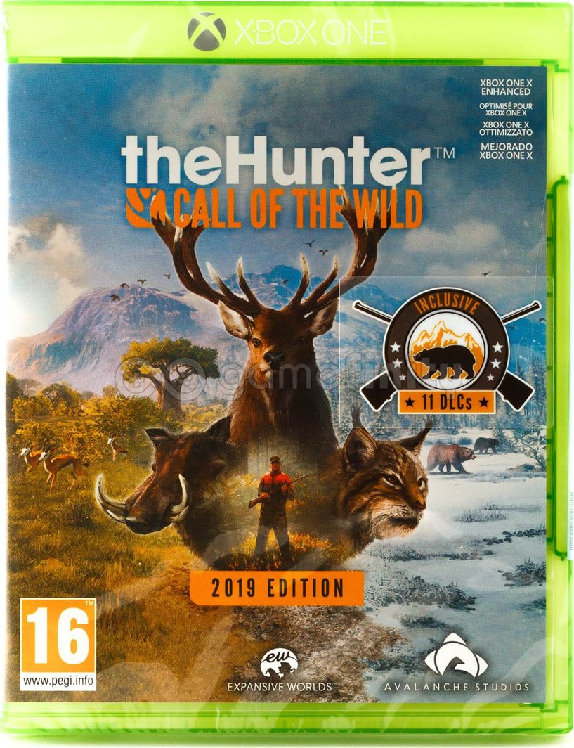 TheHunter Call of the Wild - 2019 Edition Xbox One 1