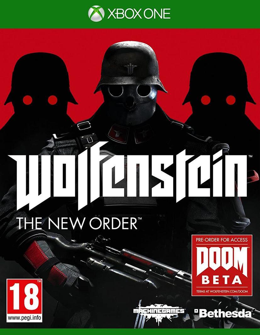 Wolfenstein The New Order PL Xbox One 1