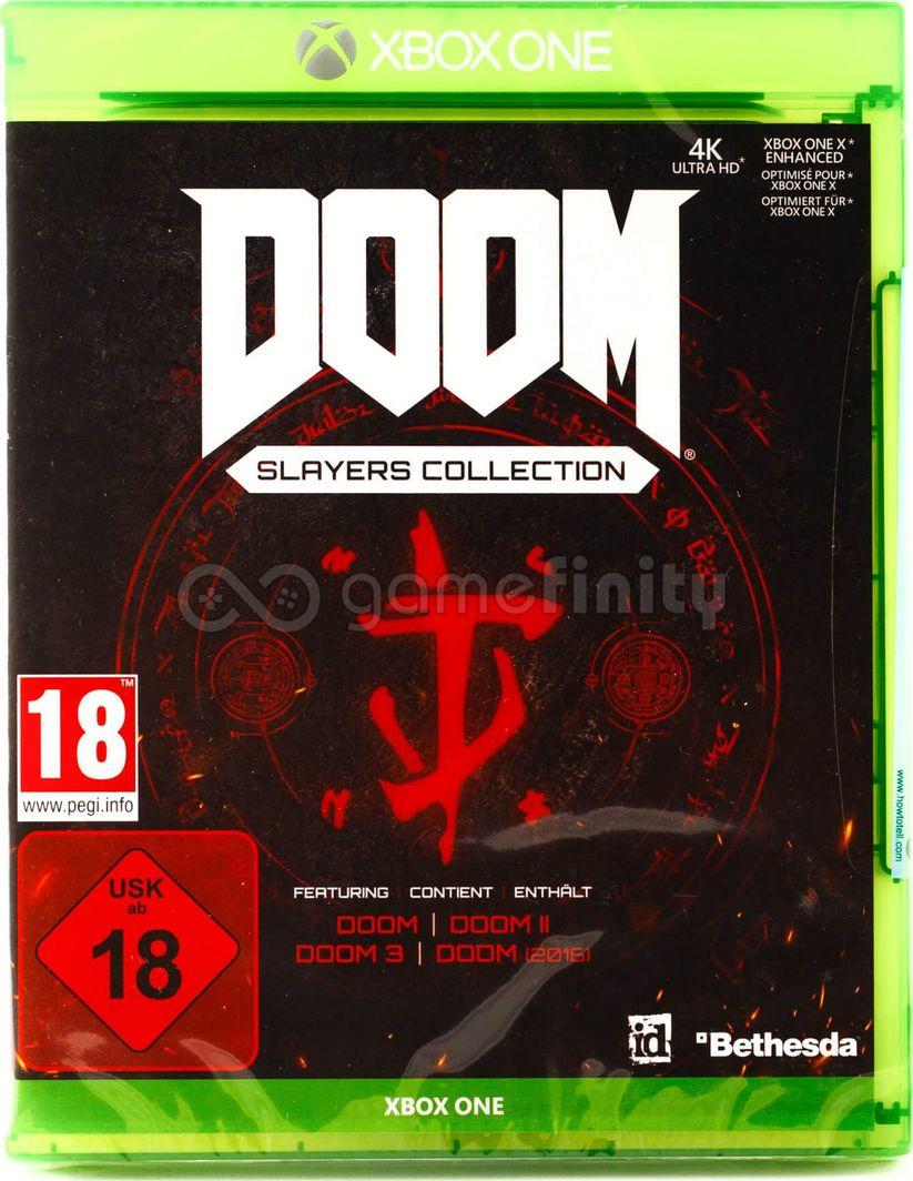 Doom Slayers Collection Xbox One 1