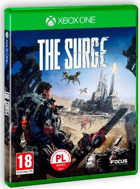 The Surge PL Xbox One 1