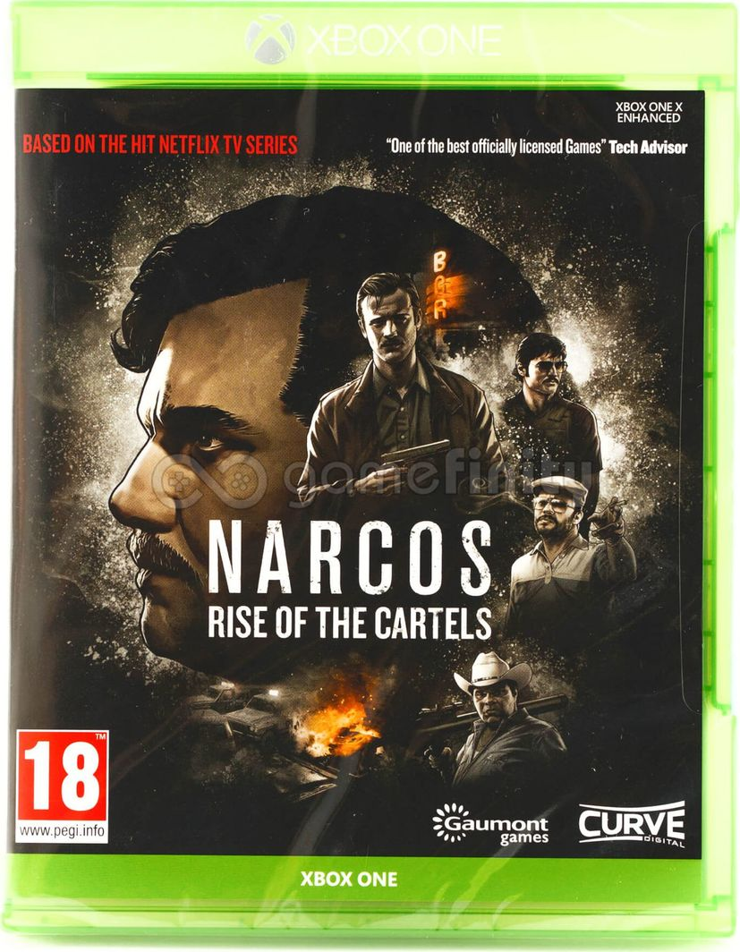 Narcos: Rise of The Cartels Xbox One 1