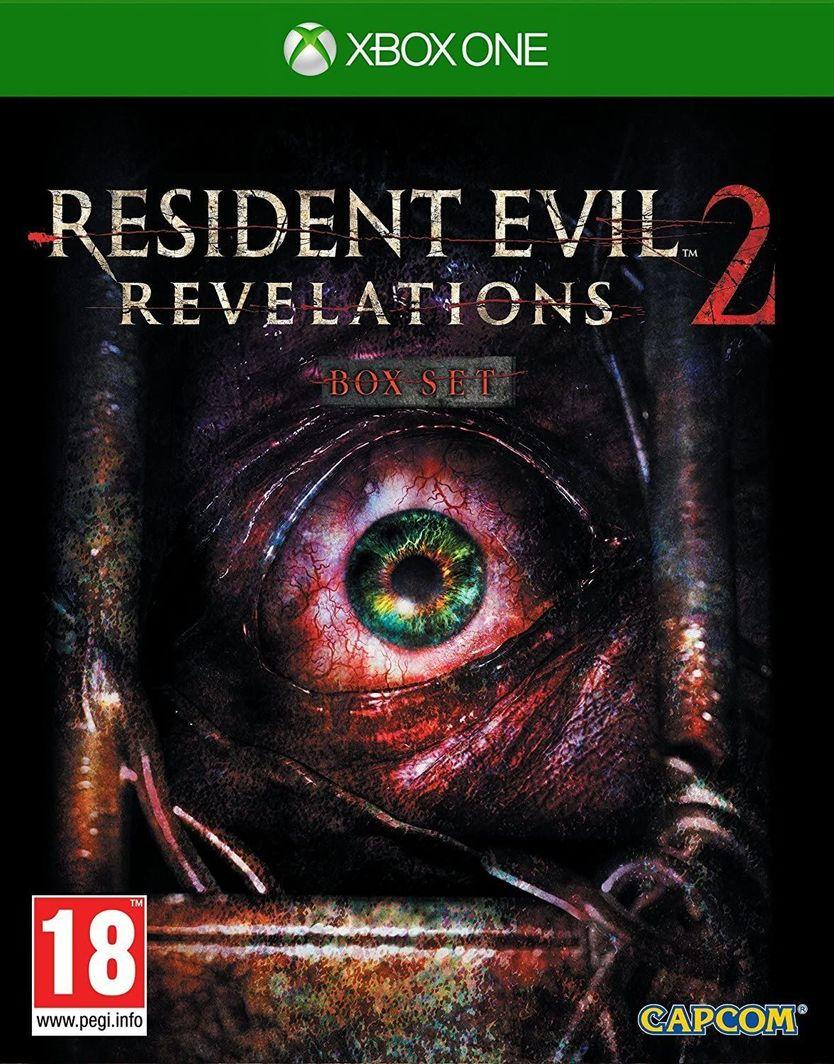 Resident Evil: Revelations 2 PL Xbox One 1