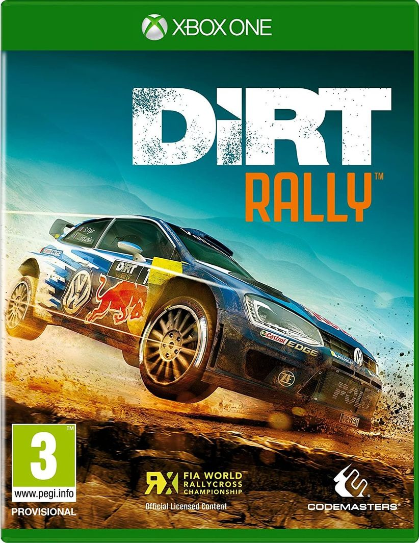 DIRT Rally ENG Xbox One 1