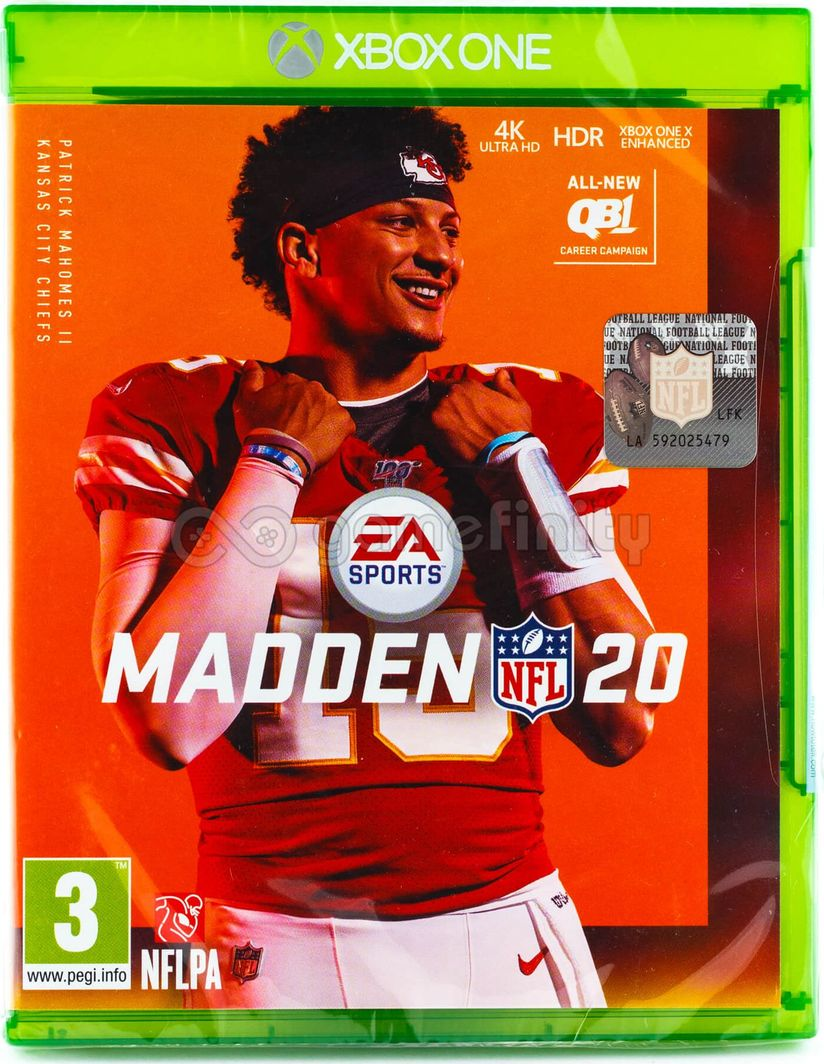 Madden NFL 20 Xbox One 1