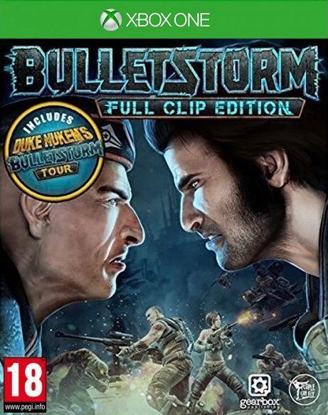 Bulletstorm: Full Clip Edition PL Xbox One 1
