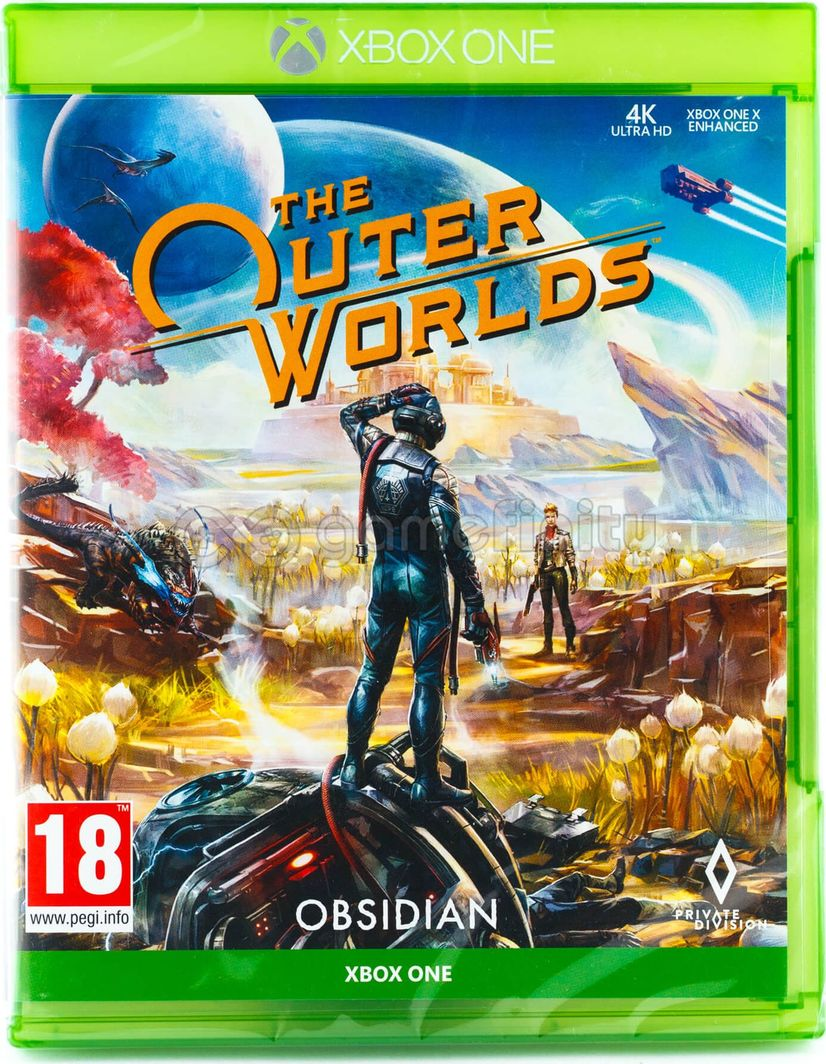 The Outer Worlds PL Xbox One 1