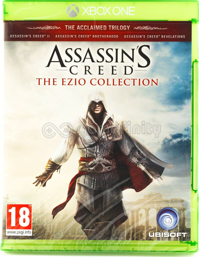 Assassin's Creed: The Ezio Collection PL Xbox One 1