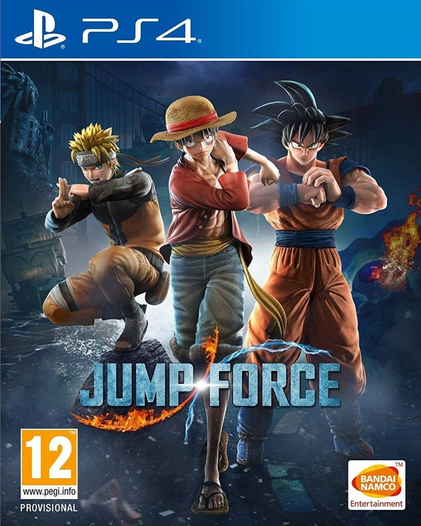 Jump Force PL/ENG PS4 1