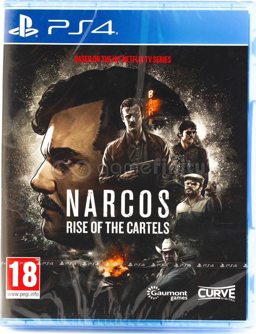 Narcos : Rise of the Cartels PS4 1