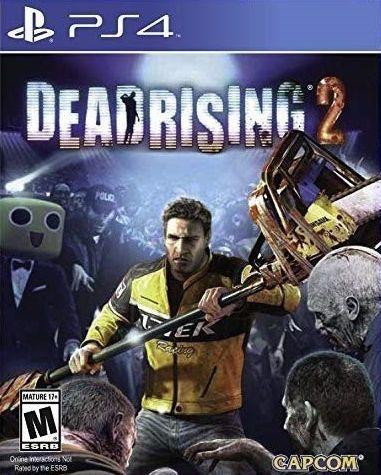 Dead Rising 2 PS4 1