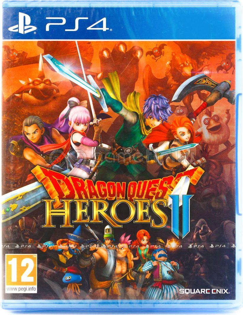 Dragon Quest Heroes II PS4 1
